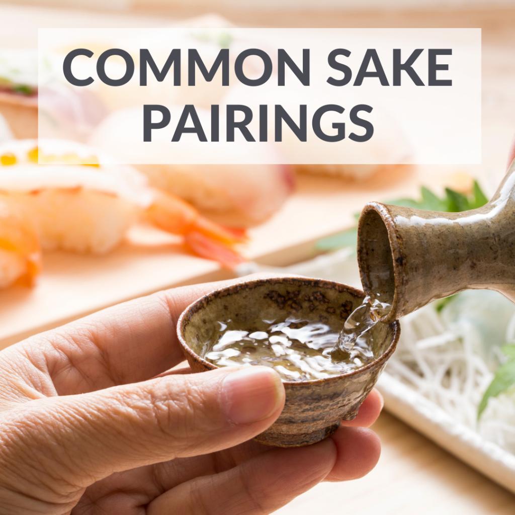 Makoto House | Sake Food Pairings