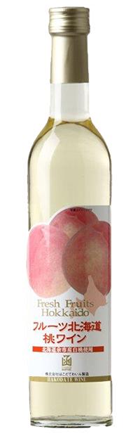 Hakodate Hokkaido Peach Wine