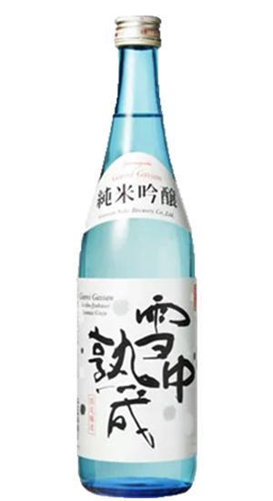 Ginrei Gassan Setchu Jyukusei Junmai Ginjyo Sake