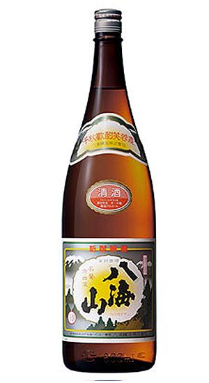 Hakkaisan Futsushu Sake